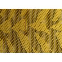 Buy cheap jacquard lawn furniture fabric/ Textilene mesh fabrics waterproof and anti UV from wholesalers