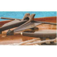 Buy cheap Cast Steel Marine Mooring Stockless Us Navy Anchor from wholesalers
