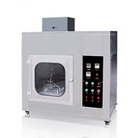 Buy cheap GB / T5169.10 ~ 13 Needle Flame Test Apparatus , IEC 60695 - 2 - 1 Electrical Testing Machine from wholesalers