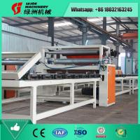 Buy cheap Fully Automatic MgO Board PVC Film Lamination Machine Manufacturer from wholesalers