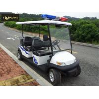 Buy cheap 48V Small Battery Operated Custom Electric Golf Buggies to Rear Storage from wholesalers