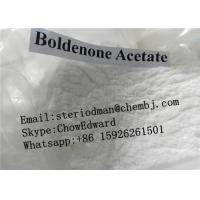 Buy cheap Effective Boldenone Acetate Powder Muscle Building Steroids For Men 2363-59-9 from wholesalers
