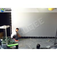 Buy cheap Electronic Motion 5D Cinema System Individual Chair for 12 Seats with Counting System product