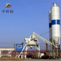 Buy cheap HZS 25 Small Concrete Batching Plant for road building and mobile concrete batching plant from wholesalers