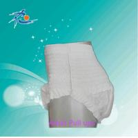 Buy cheap Dry Surface Absorption Adult Pull up Incontinence Nappy product