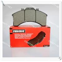 Buy cheap BRAKE PAD WVA29011 FOR IVECO from wholesalers