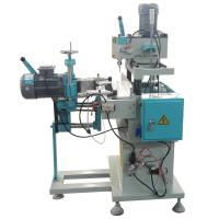 Buy cheap Fast Speed Pvc Upvc Machine For Door Profile Lock Hole Drilling , Low Noise from wholesalers