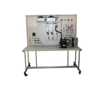 Buy cheap Teaching Equipment Air Conditioner Training Equipment Heat Pump with Dual Mode Evaporator from wholesalers