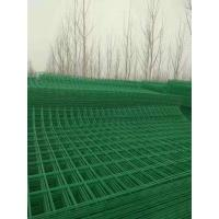 Buy cheap Grass Green Metal Mesh Fencing Quick Installation For Residential Area / Port from wholesalers