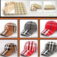 Buy cheap Brand burberryes women sport hat casual cap women hats from wholesalers