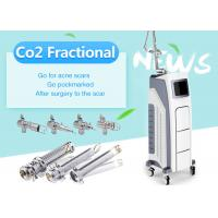 Buy cheap Air Cooling 30W RF Co2 Fractional Laser Equipment for Vaginal Tightening from wholesalers