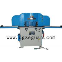 Buy cheap 45 degree double knife slitting machine, plate lamp frame cutting machine, 45 degree aluminum cutting machine from wholesalers