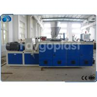 Buy cheap Industrial Plastic Extrusion Equipment For PVC Plastic Pipe / Profile Making from wholesalers