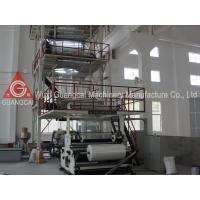 Buy cheap Clear / Black or Customized PE Protective Film Roll , Glass Protection Film from wholesalers