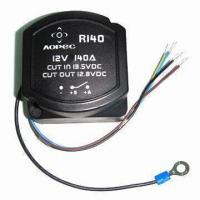Buy cheap Smart Battery Isolator with Auto Shutdown Function and External Switch from wholesalers