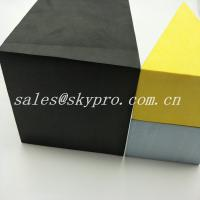 Quality Eco-Friendly Fitness Health High Density Eva Foam Building Blocks Sheet for sale