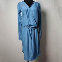 Buy cheap Custom Shank Button Elegant Female Dresses Soft And Comfortable product