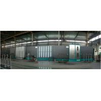 Buy cheap Vertical Automatic Insulating Glass Production Line , Insulating Glass Machine from wholesalers
