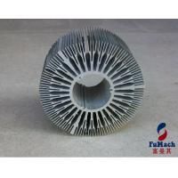 Buy cheap Extrusion Led Heat Sink Aluminum 6063 Material Power Coating With Multi Shape from wholesalers