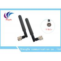 Buy cheap External Car Rubber Antenna, Rubber Auto Antenna Wifi Router Booster Vertical Polarized from wholesalers