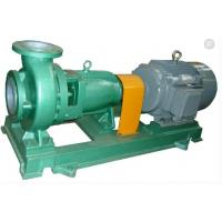 Buy cheap IHF rubber liner chemical pump from wholesalers