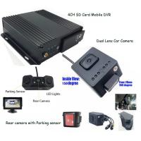 Buy cheap GPS Car Taxi Mobile 3G 1080P mobile dvr camera systems with OSD Interface from wholesalers