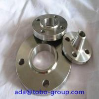 Buy cheap ASTM B564 UNS N08031 Forged Steel Flanges Ce Certificate For Electric Power product