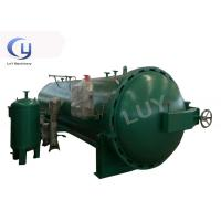 Buy cheap Energy Saving Wood Treatment Plant Automatic Wood Autoclave Impregnation Plant from wholesalers