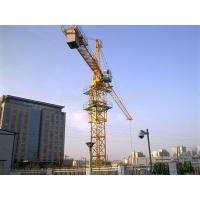 Buy cheap Small Stationary Construction Tower Crane For Building Construction Projects from wholesalers