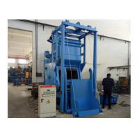 Buy cheap Carbon Steel Steel Shot Blasting MachineWith Automatic Loading / Unloading System from wholesalers