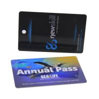 China TK4100 RFID Smart Membership Card , Contactless Chip Card For Time Attendance on sale
