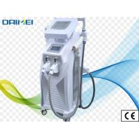 Buy cheap IPL Hair Removal Skin Rejuvenation Machine Ipl Elight Laser Hair remover equipment  Yag Laser Tattoo Removal Rf from wholesalers