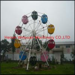 Buy cheap 10 cabins kids mini amusement rides ferris wheel from wholesalers