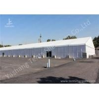 Buy cheap Parties Portable Aluminium Frame Tents Pvc Fabric , Glass , Abs Wall from wholesalers