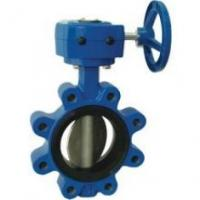 Buy cheap bronze butterfly valve from wholesalers