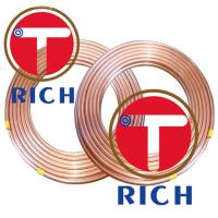Buy cheap TORICH C11000 Capillary Coil Copper Pipe Copper Tube for Air Condition Or Refrigerator from wholesalers