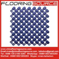 Buy cheap Wet Area Matting Tiles Interlock pvc tiles keep wet areas clean and safe from wholesalers