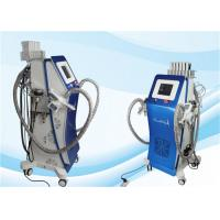 Buy cheap Fat Reduction Radio Frequency Cavitation Machine Laser Body Slimming Equipment from wholesalers
