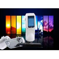 Buy cheap NS800 Spectrophotometer For Printing Color Stain Portable UV Color Equipment 15° from wholesalers