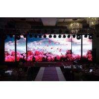 Buy cheap Red Green Blue p6 die csating  aluminum Led Tv Screen Repair Car Advertising Led Display Panel using for indoor from wholesalers