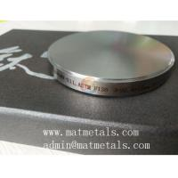 Buy cheap Medical Titanium Round Disc for Dental Implant from wholesalers