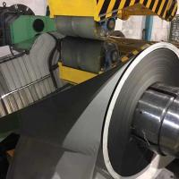 Buy cheap 201 2B BA 8K Stainless Steel Sheet Cold Rolled 1219mm 1500MM Width 2B Finish Polished PVC Coated Coil product