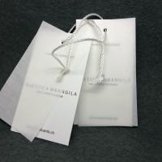 Buy cheap custom label garments hangtag printing for fashion design t-shirt hangtag from wholesalers