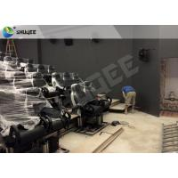 Buy cheap 5D Mobile Cinema With 5D Vibration Seat And 80 Free Short 3D Films product