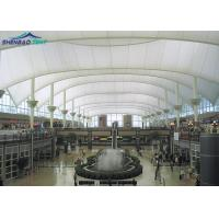 Buy cheap Vulture Type PVDF Tentioned TTensile Structure Buildings For Sports Stand from wholesalers