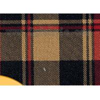 Buy cheap New check pattern printing cotton canvas fabric CCF-035 product