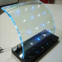 Buy cheap Prima luminous LED laminated glass power glass from wholesalers