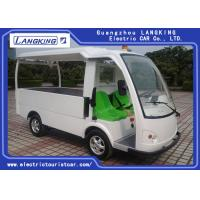 Buy cheap 2 Seater Electric Luggage Cart Utility Vehicles CE Approved For Tourist from wholesalers