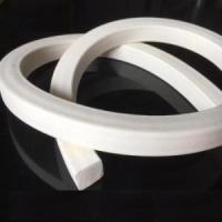 Buy cheap silicone sponge rubber seals for mechanical products/heat -resistant silicone rubber strip from wholesalers