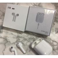 Buy cheap TWS Pop up 1:1 Replica Separate use Wireless Earphone QI Wireless Charging Bluetooth 5.0 Earphones Bass Earbuds from wholesalers